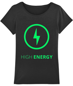 HIGH ENERGY WOMEN'S T-SHIRT