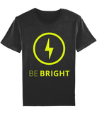 BE BRIGHT MEN'S T-SHIRT