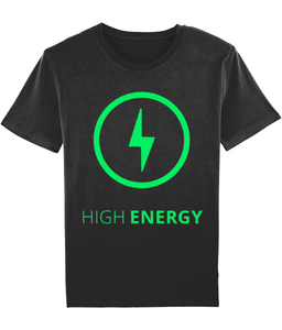 HIGH ENERGY MEN'S T-SHIRT