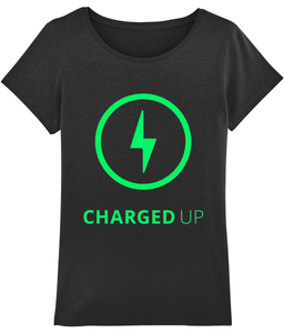 CHARGED UP WOMEN'S T-SHIRT