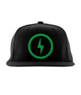 Bolt Rapper Cap (Green)