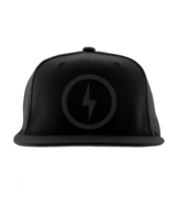 Bolt Rapper Cap (Grey)
