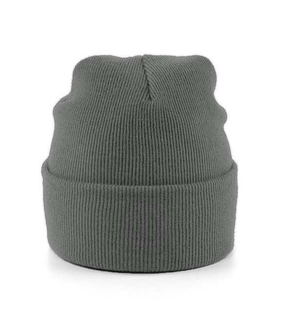 Bolt Cuffed Beanie (Grey)