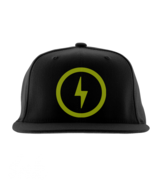Bolt Rapper Cap (Yellow)