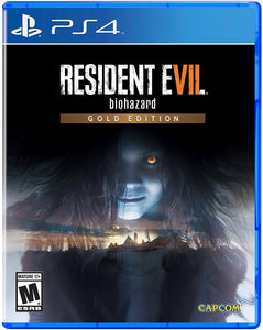 Resident Evil 7: Biohazard - Gold Edition for PlayStation 4 2017