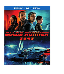 Blade Runner 2049 (Region A, 1) Blu-ray 2018