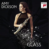 Amy Dickson Glass CD 2017 - 852 Entertainment