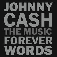 Various Artists Johnny Cash: The Music - Forever Words CD 2018