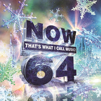 Various Artists Now 64 CD 2017 - 852 Entertainment