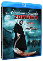 Abraham Lincoln vs Zombies Blu-ray 2012