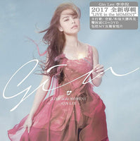 Gin Lee (李幸倪) Live In The Moment CD+DVD 2017