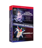 Prokofiev / Christopher Wheeldon Ballets Box 2DVD 2017
