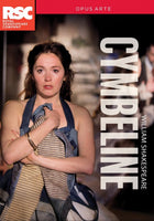 William Shakespeare / Cymbeline DVD 2017