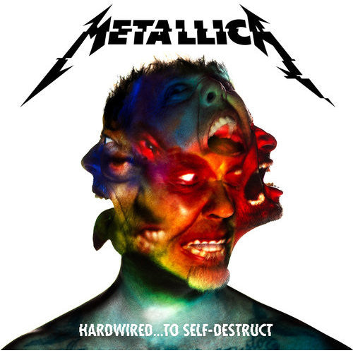 METALLICA Hardwired... To Self-Destruct 2LP 2016 - 852 Entertainment