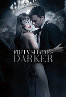 Fifty Shades Darker 格雷的五十道色戒2 DVD 2017 - 852 Entertainment
