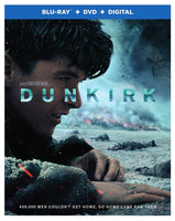 Dunkirk Blu-ray+DVD+Digital HD 2017