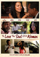 To Love the Soul of a Woman DVD 2017