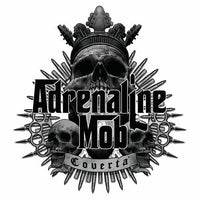 ADRENALINE MOB Coverta [EP] CD 2013