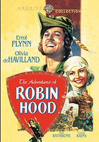 The Adventures of Robin Hood (1938) DVD 2017