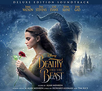 O.S.T. BEAUTY AND THE BEAST 美女與野獸 Deluxe Edition 2CD (US) 2017 - 852 Entertainment