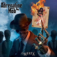 ADRENALINE MOB Omertá CD 2012