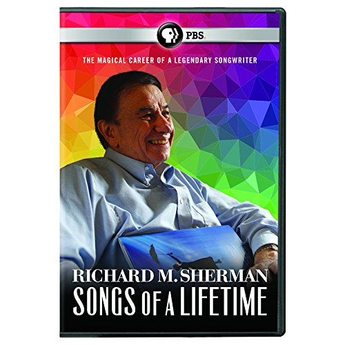 Richard M. Sherman: Songs of a Lifetime DVD 2017