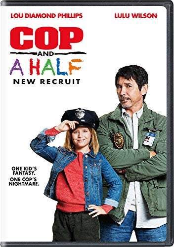 Cop and a Half: New Recruit DVD 2017