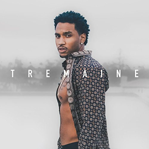 TREY SONGZ Tremaine The Album CD 2017 - 852 Entertainment