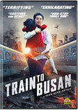 TRAIN TO BUSAN 屍殺列車 DVD 2017 - 852 Entertainment