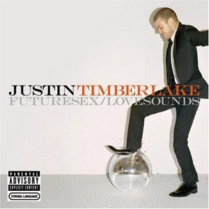 Justin Timberlake Futuresex/Lovesounds CD 2006