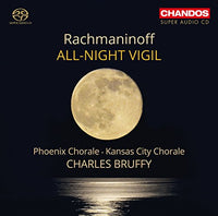 RACHMANINOFF All-night Vigil SACD 2015