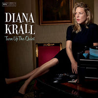 Diana Krall Turn Up The Quiet 2LP 2017 - 852 Entertainment