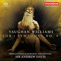 VAUGHAN WILLIAMS Job & Symphony No. 9 SACD 2016