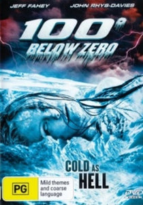 100 Below Zero DVD 2017