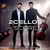2CELLOS Score CD 2017 - 852 Entertainment