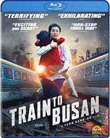 TRAIN TO BUSAN 屍殺列車 Blu-ray 2017 - 852 Entertainment
