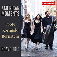 NEAVE TRIO American Moments CD 2016
