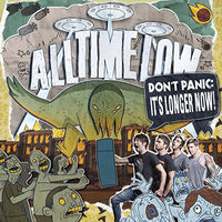 ALL TIME LOW Don't Panic: It's Longer Now 2LP 2016 - 852 Entertainment