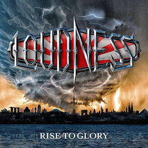 LOUDNESS RISE TO GLORY -8118- (JP) CD+DVD 2018