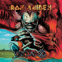 IRON MAIDEN Virtual XI 2LP 2017