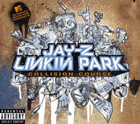 Jay-Z / Linkin Park Collision Course CD+DVD 2004