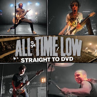 ALL TIME LOW Straight To DVD CD+DVD 2010 - 852 Entertainment
