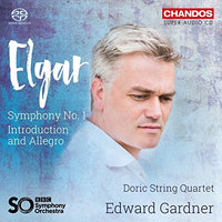 Elgar: Symphony No. 1 & Introduction and Allegro / Gardner, BBC Symphony SACD 2017