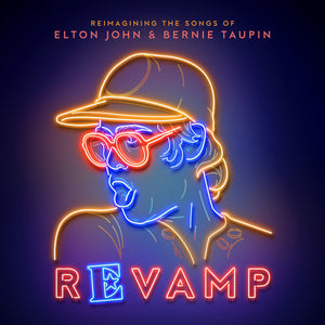 Various Artists Revamp: The Songs Of Elton John & Bernie Taupin CD 2018