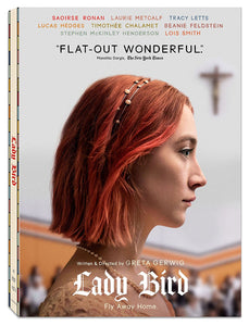 Lady Bird (Region 1) DVD 2018