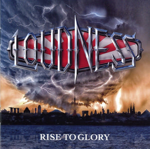 Loudness Rise To Glory CD+DVD 2018