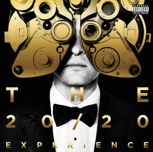 Justin Timberlake The 20/20 Experience - 2 of 2 CD 2013