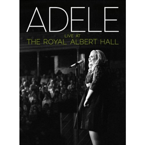 Adele Live At The Royal Albert Hall CD+DVD 2011 - 852 Entertainment
