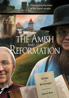Breaking the Silence & Amish & the Reformation DVD 2017
