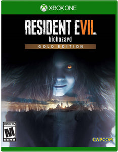 Resident Evil 7: Biohazard - Gold Edition for Xbox One 2017